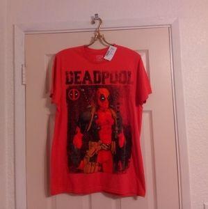 NWT Deadpool shirt